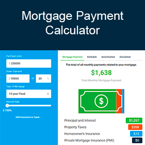 Calculator - Mortgage Payment Calculator